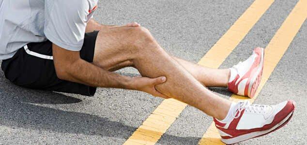 Как избавиться от судорог в ногах. Причины и лечение