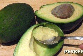 Макси для лица из авокадо