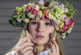 Аюрведическая травяная маска для волос
